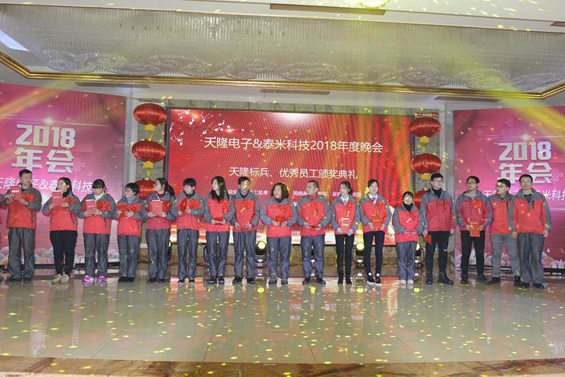 杭州临安天隆电子有限公司
